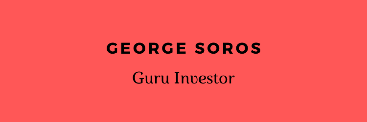 Who is George Soros?