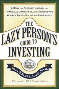 Lazy Persons Guide To Investing